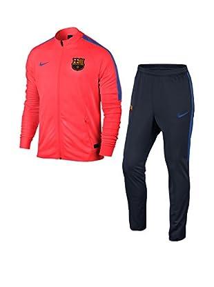 Nike Tuta Sport Fcb M Nk Dry Sqd Trk Suit K