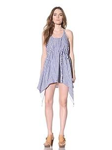 6 Shore Road Women's Jet Dress (Gingham)
