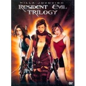 Resident Evil Triology/Apocalypse/Extinction
