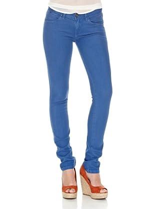 Springfield Pantalón Bs.De90Slim (Ga (Azul)