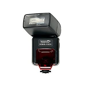 Phoenix Smart Flash 112 DZBIS Digital Flash for Canon Digital SLR Cameras