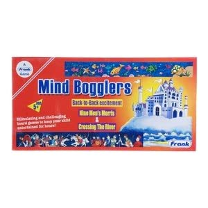 Frank Educational Board Game - Mind Bogglers