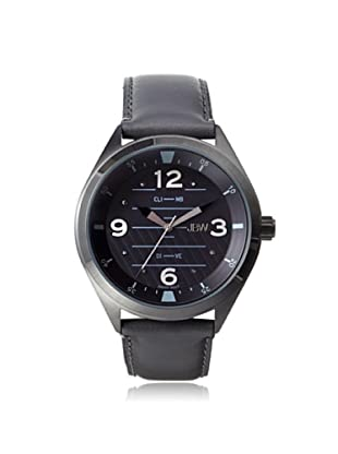 JBW Men's J6282F Grey/Black Stainless Steel Watch