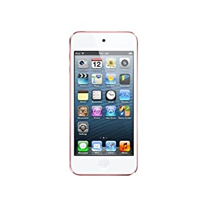 Apple iPod Touch 32GB 5th Generation (Pink Color)