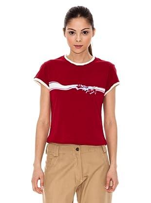 Iguana T-Shirt Dani (Rot)