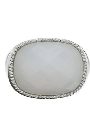 Esprit 43239719180 - Anillo de mujer de plata de ley (talla: 20)