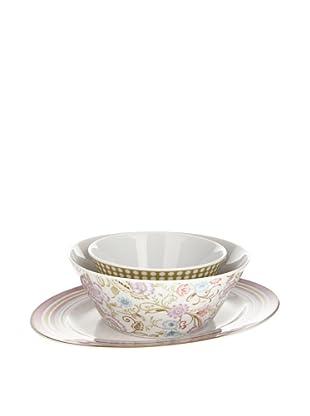 Creatable 164873 Oriental 3-tlg.Servierset Platte oval 33