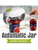Automatic Jar Bottle Opener Electric Jar Opener for Kitchen