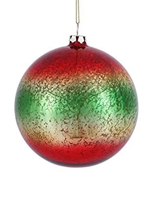 Winward Retro Mercury Ornament, Red/Green