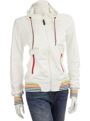 Louche Cazadora Rainbow (Blanco)