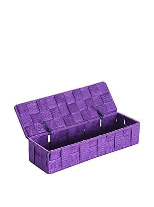 Zings Caja de Almacenamiento Violeta