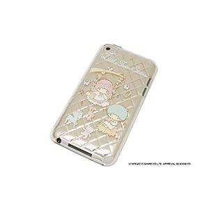レイアウト 4th iPod touch用サンリオキャラクターキラキラソフトジャケット/リトルツインスターズピンク RT-SRT4A/TP