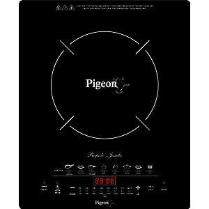Pigeon Rapido Jumbo 2100-Watt Induction Cooktop