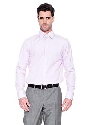 Hugo Boss Camisa Enzo (Rosa Claro)