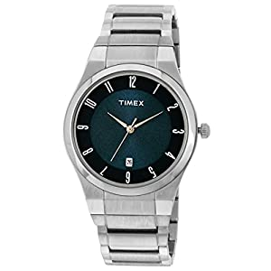 Timex Fashion Analog Blue Dial Men's Watch - TI000M80100