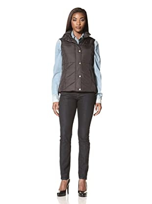 Tommy Hilfiger Women's Down Vest (Black)