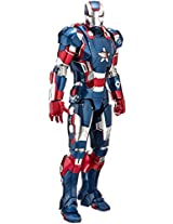 Movie Masterpiece Diecast - Iron Man 3 : 1/6 scale Figure Iron Patriot