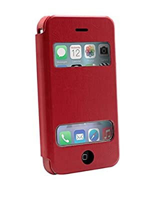 imperii Funda Easy Touch Iphone 4 / 4S Rojo