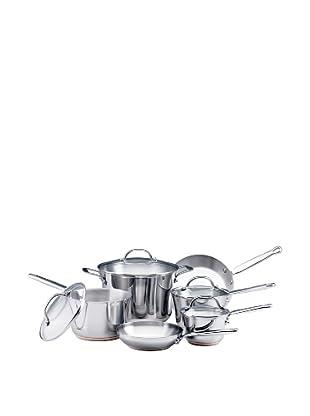 KitchenAid Distinctions Stainless Steel 10-Piece Cookware Set