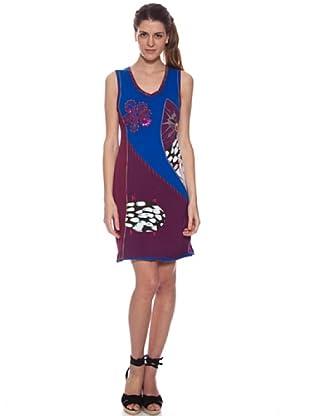 HHG Kleid Asia (Blau)