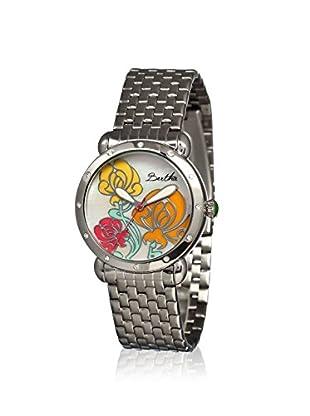 Bertha Women's BR1501 Josephine Silver/Multicolor Stainless Steel Watch