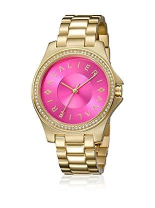 AVALIERI Quarzuhr  gold/pink 36 mm
