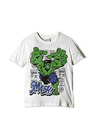 Marvel T-Shirt Manica Corta Hulk Smash