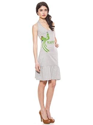 La Casita de Wendy vestido (gris)