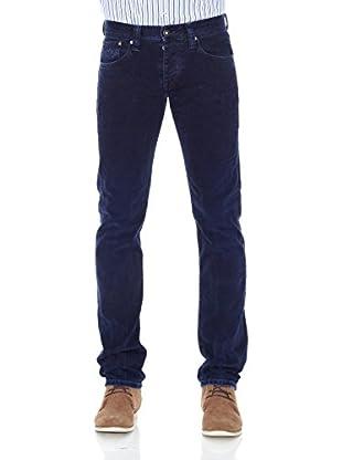 Pepe Jeans London Pantalón Cane (Azul Oscuro)