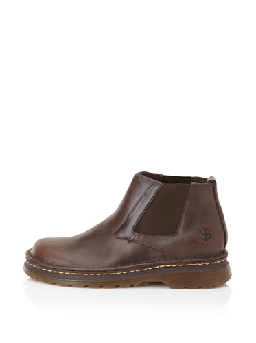 Dr. Martens Men's Milton Chelsea Boot (Brown)