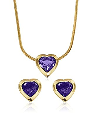 Carissima Gold Set Collier und Ohrringe