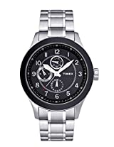 Timex Analog Black Dial Men's Watch - TI000I70800