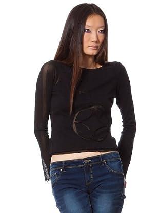 Custo Camiseta Buil (Negro)