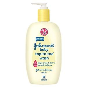 Johnson's Baby Top To Toe Wash (500ml)