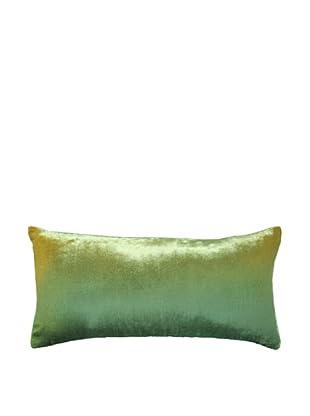 Kevin O'Brien Studio Hand-Painted Devore Velvet Ombre Pillow