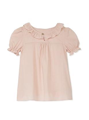 Neige Girl's Margerite Blouse (Blush)
