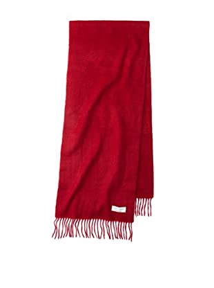 Joseph Abboud Men's Solid Scarf (Red)