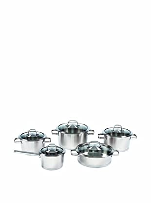 BergHOFF Manhattan 10-Piece Cookware Set