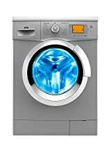 IFB Elite Aqua SX 1200RPM Front-loading Washing Machine (7 Kg, Silver)