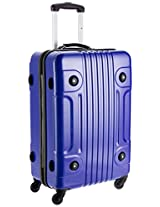 Tommy Hilfiger Austin Exclusive ABS 56 cms Blue Soft sided Carry-On (TH/AUE08055)