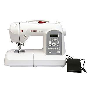 Singer Curvy 8770 Sewing Machine (White)