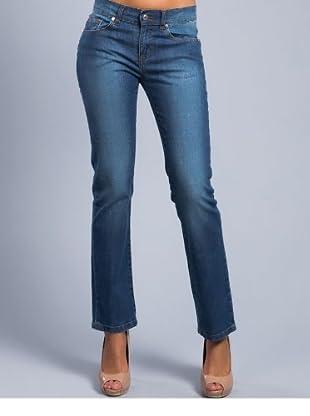 Cortefiel Jeans Slim Fit (Hellblau)
