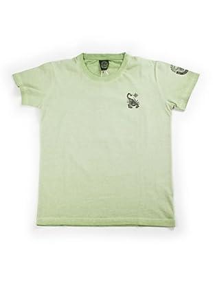 Scorpion Bay Camiseta Básica (Verde)