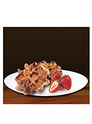 Prince Waffles 12-Pack Chocolate Chip Authentic Belgian Waffles