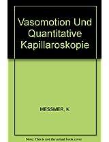 Messmer Vasomotion Und Quantitative     *kapillaroskopie*