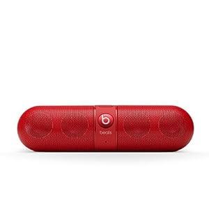 Beats by Dr. Dre Pill Wireless Bluetooth Speaker (Red)