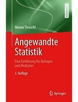 Angewandte Statistik: Eine Einführung für Biologen und Mediziner