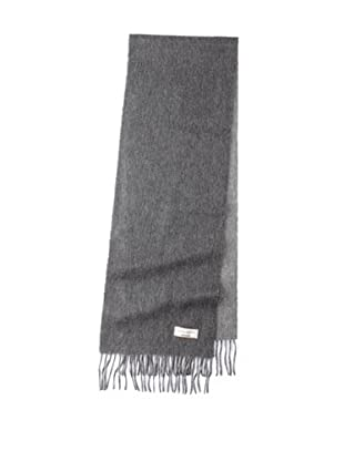 Joseph Abboud Men's Two-Tone Scarf (Heather Charcoal)