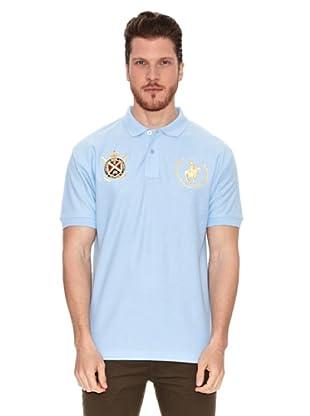 Polo Club Poloshirt Wappen & Logo