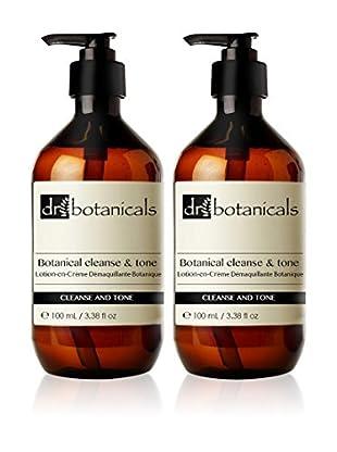 Dr Botanicals Set, 2-teilig Make-Up Remover je 100 ml